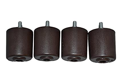 Cool Replacement Furniture Legs 2 Inches Set Of 4 Plastic Brown By Recliner Handles Pdpeps Interior Chair Design Pdpepsorg