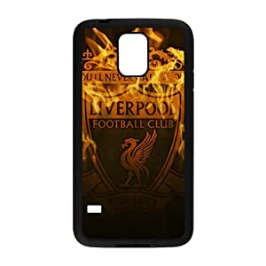 WAGT Liverpool Football Club Cell Phone Case for Samsung Galaxy S5