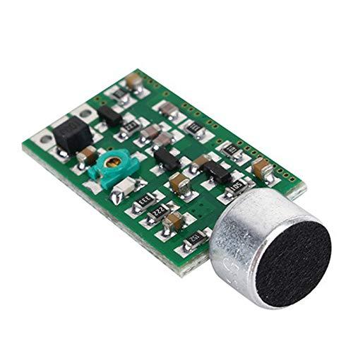Semoic FM Transmitter Module Board 88MHZ-108MHZ BugWiretap Dictagraph Interceptor by Semoic (Image #3)
