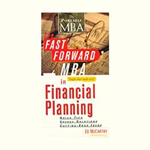 The Fast Forward MBA in Financial Planning Audiobook