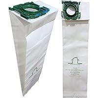 Windsor Sensor, Versamatic Plus, Sebo C G K X, & Kenmore W Premium ALLERGEN Filtration Commercial Upright Vacuum Bags, Fits 5300, 86000500, 5096Am, 6629AM, 6629ER, 6431ER & 50015, by Casa Vacuums (30)