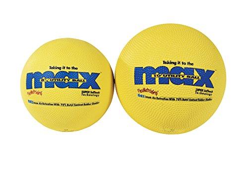 Sportime Max Kickball / Utility Ball - 10 inch