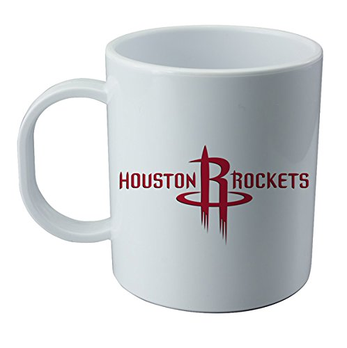 Tazza y sticker dell' Huston Rockets - NBA Wallp