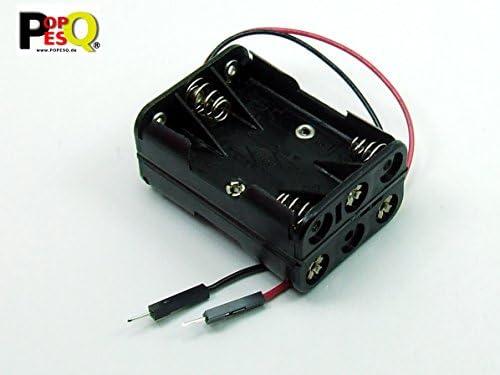 POPESQ® - ADAPTADOR Caja para Pilas Soporte Pilas / Battery Holder ...