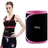 e118915a3f Waist Trimmer for Men   Women ~ Weight Loss Ab Belt - Premium Stomach Fat  Burner
