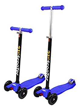 Carousel Toys 21st Scooter - Patinete de 3 ruedas: Amazon.es ...