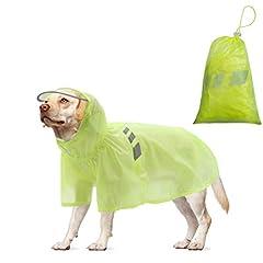 Dog Raincoat for Medium