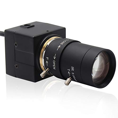 Best High Speed Cameras - Camera USB 5-50mm Varifocal Lens Webcam