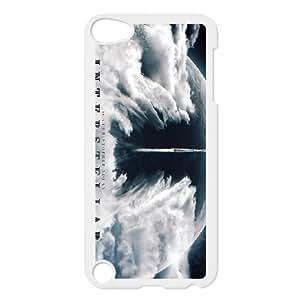 INTERESTELAR 3 para el funda iPod Touch 5 funda de casos cubren blanco