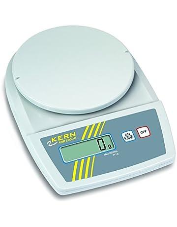 WLPC5200 Serie EMB Balanza de Precisión, 150 mm Diámetro Plataforma, 5200 g Ámbito de