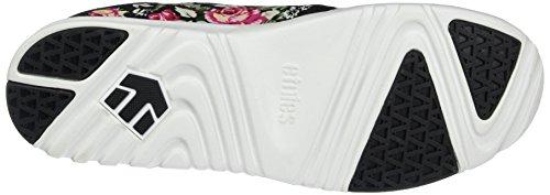 etnies Scout WS, Zapatillas Para Mujer Schwarz (Black/White/Black)