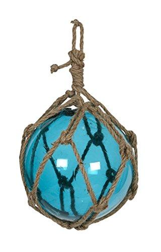 Medium Glass Float In Netting 8