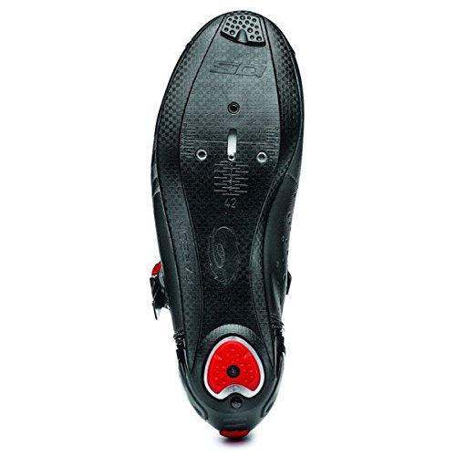 Sidi Chaussures de Cyclisme Pour Homme Blanc Bianco Nero Rosso