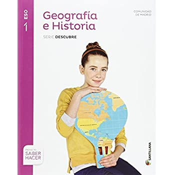 GEOGRAFIA E HISTORIA MADRID 1 SECUNDARIA