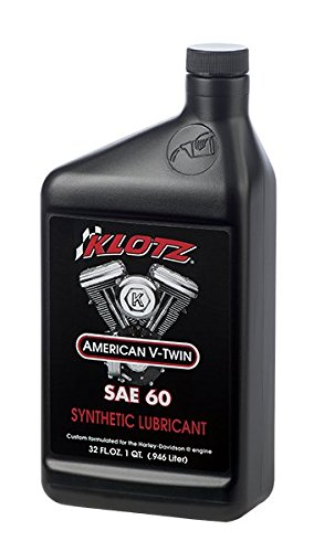 American V-twin Engine Lubricant Straight Weight 60WT, 32 Ounce ()