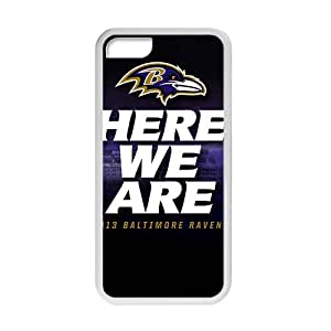 Cool-Benz NFL HERE WE ARE 2013 BALTINORE RAVENS Phone case for iphone 6