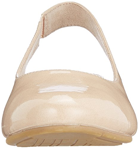 Donna Dune Caviglia 29561 Patent Sandali Beige Cinturino alla con Softline P6Opv