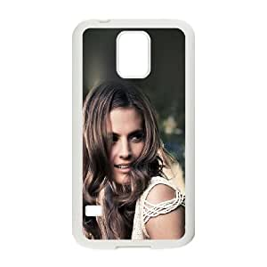 Samsung Galaxy S5 Cell Phone Case White Stana Katic FXS_640412