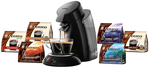 Senseo Coffee Maker XL - Model 2018 Bundle including Senseo Coffee Variety Pack Sampler -6-flavor (Pack of 6) by Senseo (Image #7)