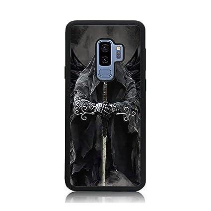 Amazon.com: Carcasa para Samsung Galaxy S9/S9 Plus, diseño ...