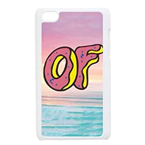 Odd Future,OF High Quality Cover Case for iPod Touch 4,Custom Odd Future,OF Cell Phone Case