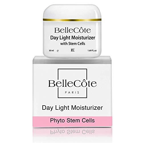 BelleC te Day Light Moisturizer with Stem Cells