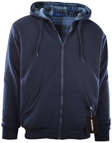 Reversible Hoodie Jacket - 6