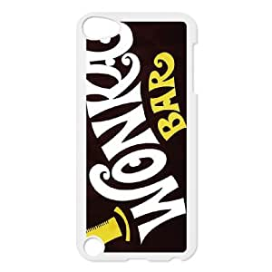 Willy Wonka Golden Ticket Chocolate Bar For Ipod Touch 5 Custom Cell Phone Case Cover 92II656835