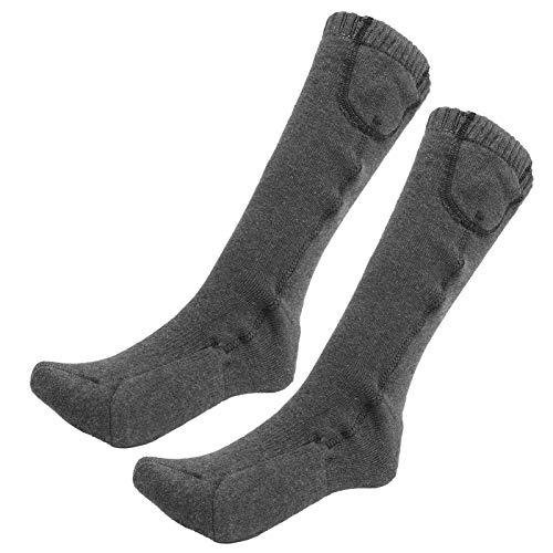 Verwarmde sokken voor vrouwen, rijsokken verwarming, elektrische verwarmde sokken, voetwarmers voor vrouwen fietssok…
