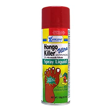 HONGO KILLER SPRAY ULTRA Size: 5.3 OZ