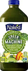 Naked Juice Green - Flower Sex Toy
