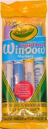 Crystal Markers (Window Markers)