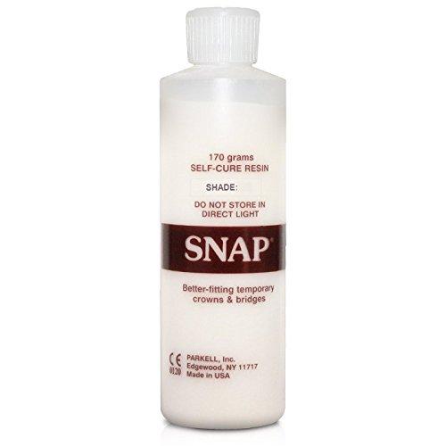 Parkell S480 Snap Resin Powder, No. 81, A3.5/B3 Shade, 170gm Refill