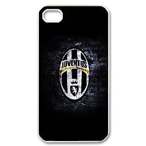 Juventus Custom Printed Phone Case For iPhone 4,4S NC1Q03398