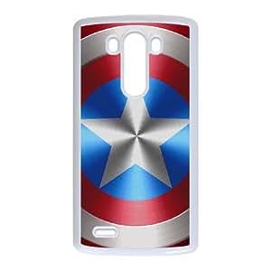 Captain America for LG G3 Phone Case 8SS461587