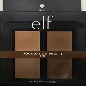 E.L.F. 83344 Foundation Palette Deep (12g)