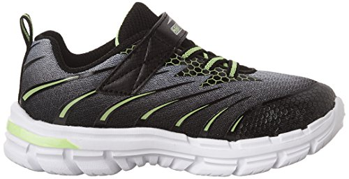 Nitrate Pulsar Sneaker Blk / Lime pour b¨¦b¨¦s 8 M US