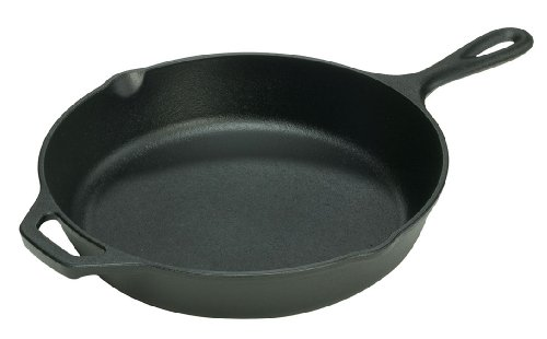 Lodge L10SK3 12' Skillet With Assist Handle
