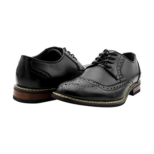 Parrazo - Mens Moc Toe Point De Perfection