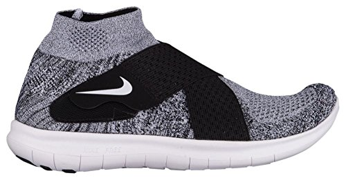 Nike Grey White Pure Free 2017 001 Trail Wolf FK de Motion RN Homme Chaussures Multicolore Black Platinum rrPqWBZw
