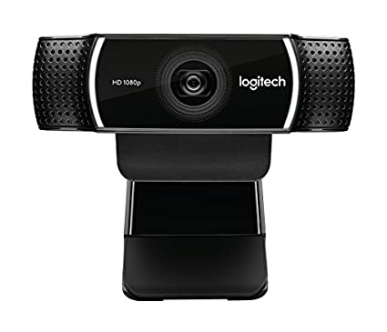 afc5e0dff8f Image Unavailable. Image not available for. Color: Logitech C922 Pro Stream  Webcam 1080P Camera for HD ...