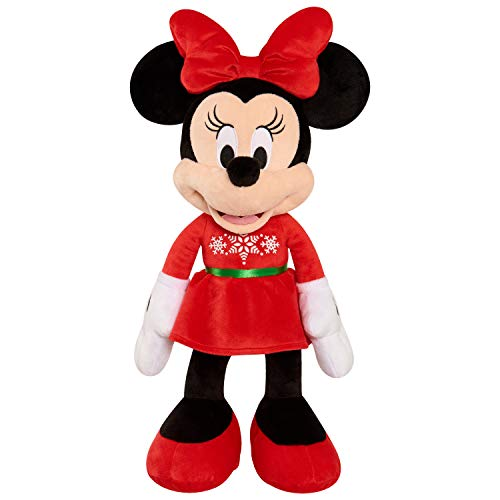 "Disney 22"" Minnie Mouse Holiday 2019 Plush"