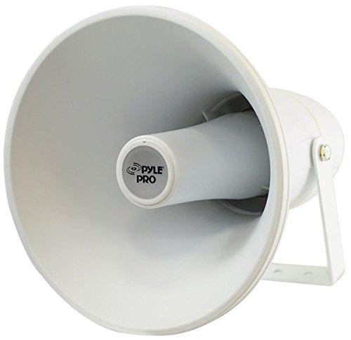 Pyle PHSP30TA 9.4-Inch Indoor/Outdoor 70 Volt PA Horn Speaker