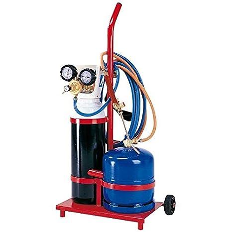 SUPER EGO 990610100 - Equipo oxibutano completo: Amazon.es: Bricolaje y herramientas
