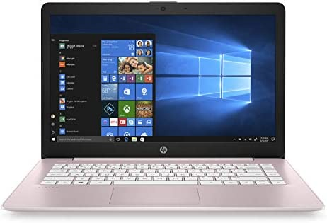 HP-PC Stream 14-ds0007nl, Notebook PC, A4-9120e, 4 GB di RAM, 64 GB eMMC, Rosa