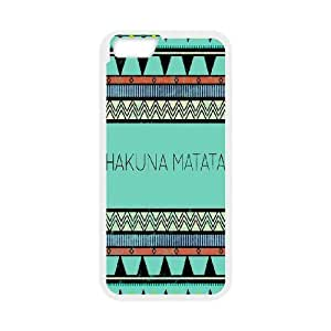 "High Quality Phone Back Case Pattern Design 12Best Wishes - Hakuna Matata Quotes- For Apple Iphone 6,4.7"" screen Cases"