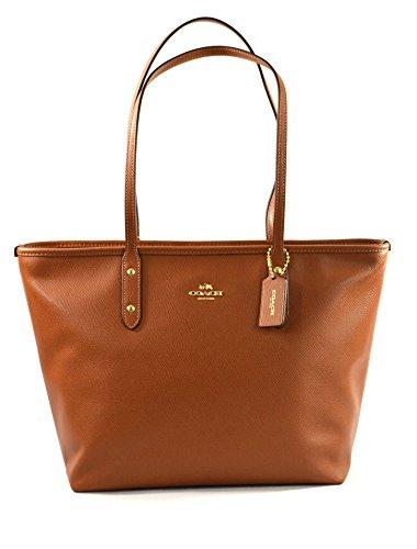 Coach Crossgrain Leather Purse Handbag