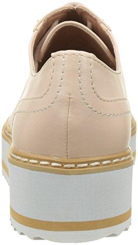 Derby Beige de para Mujer Zapatos Crs18 Newderbypu Pimkie Cordones zBqZaB