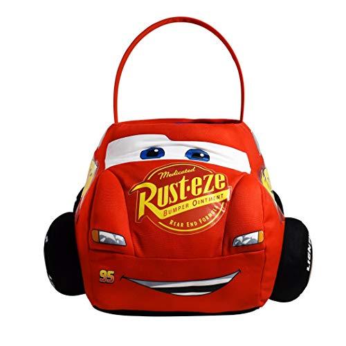 Cars Jumbo Plush Basket -