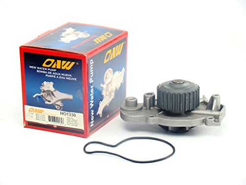 OAW HO1330 Engine Water Pump for Honda Prelude VTEC DOHC 2.2L 1993 - 2001